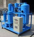 Series TYA vacuum lubricant oil purifier ()